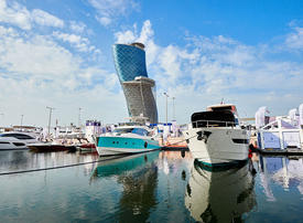 Second edition of Abu Dhabi International Boat Show sets sail