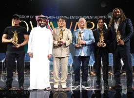 Jason Mamoa, Jackie Chan, Shah Rukh Khan and Nobu chef attend Saudi entertainment forum