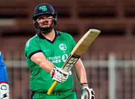 UAE end tough week by downing Ireland at World T20 qualifier