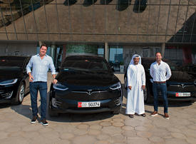 Masdar City, Ekar to offer Tesla cars for rent by the minute in Abu Dhabi