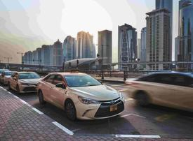 Dubai taxis to deliver online shopping orders