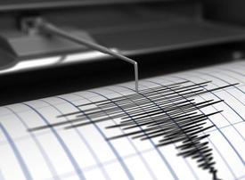 Earthquakes recorded in Iran, Saudi Arabia