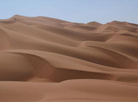Oman to boost flight times, reduce fuel costs by opening up Empty Quarter