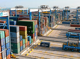 DP World reports container rise in Q3 amid robust growth in Asia