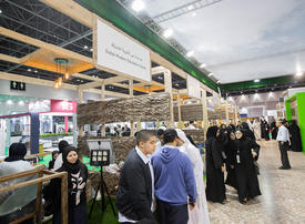 In pictures: Region's largest renewable and sustainable energy technology exhibition WETEX 2019