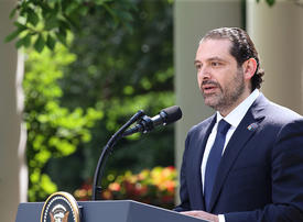 Lebanon PM asks for help with economic rescue plan