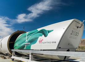 UAE-backed Virgin Hyperloop One in the Middle East - unplugged