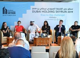 Dubai's vertical race up skyscraper attracts record entries