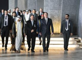 Brazilian president arrives in UAE for three-day visit