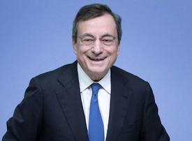 ECB chief Mario Draghi hands baton to former IMF head Christine Lagarde
