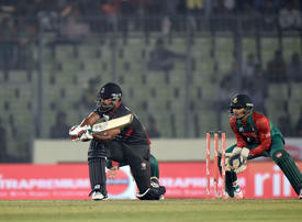 UAE reach play-offs in T20 World Cup qualifying tournament