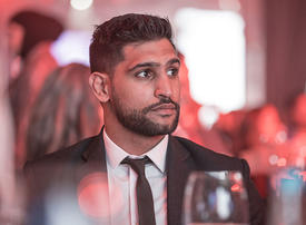 Video: Arabian Business Achievement Awards 2019 - Tribute to Amir Khan