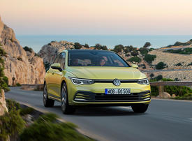 In pictures: The all-new 2020 Volkswagen Golf with hybrid variants