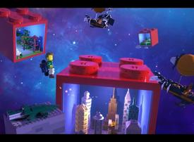 Dubai partners with gaming giant on Lego Cube launch