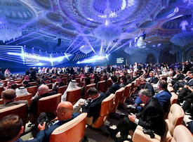 Saudi Arabia signs $15bn deals on opening day of investment conference