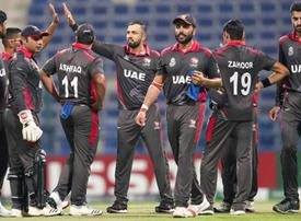 Scotland defeat ends UAE's T20 World Cup hopes