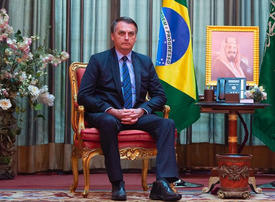 President Bolsonaro says keen for Brazil to join OPEC