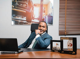 Boxing clever: how entrepreneur Oweis Zahran is nearly ready to retire at 29