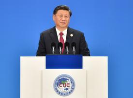Xi pledges wider market access, free-trade deals