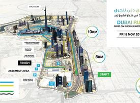Everything you need to know about the Dubai Run 30X30