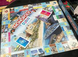 Burj Al Arab unveiled as top square as Monopoly Dubai goes on sale