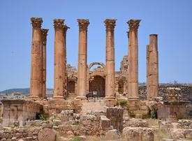 Five stabbed in knife attack at Jerash in Jordan