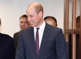 UK's Prince William to visit Kuwait and Oman next month