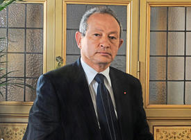 Egyptian billionaire Naguib Sawiris sees opportunities in struggling aviation industry