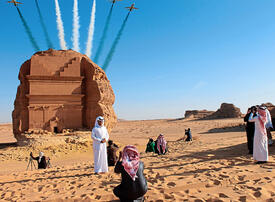 Staycations: the importance of domestic tourism to Saudi Arabia