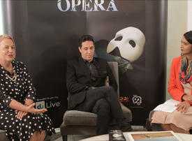 AB Live: Business of theatre - impact Phantom of the Opera in the UAE