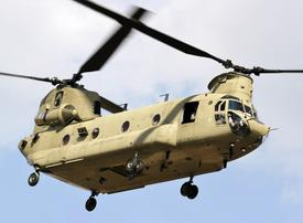 US approves sale of Chinooks to the UAE in $830m deal