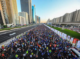 In pictures: Dubai Fitness Challenge 2019 - Run 30x30 on Sheikh Zayed Road