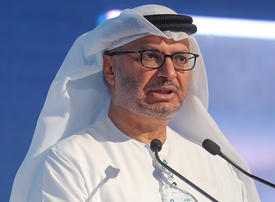 UAE says diplomatic efforts needed for agreement with Iran