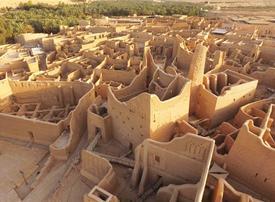 Work resumes at Saudi Arabia's Diriyah after Covid-19 pause