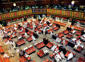 Saudi shares tumble as Aramco drops 10 percent