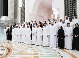 In pictures: Dubai Ruler and Abu Dhabi Crown Prince attend National Experts Programme graduation ceremony