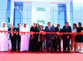 Turkish food firm opens first overseas factory in Abu Dhabi