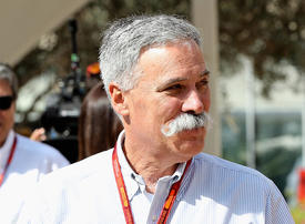 Formula One will not rule out additional Middle East races, says Chase Carey