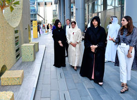 In pictures: Dubai Design Week is open now in d3