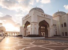 In pictures: Exterior architecture and design of Qasr Al Watan