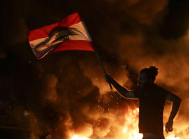 Anger rises in Lebanon over choice of new PM