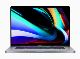 Apple launches major update to MacBook Pro with revamped keyboard, larger screen