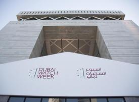 Dubai Watch Week returns for fourth edition