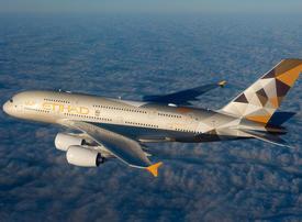 Etihad Airways to halt all passenger flights from Thursday
