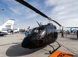 Al Ain-based Horizon International Flight Academy signs deal to buy 12 helicopters