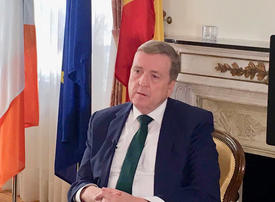 Minister to lead one of Ireland's largest trade missions to the Gulf region