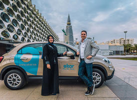 Carshare operator Ekar drives expansion into Saudi Arabia