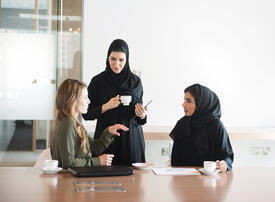 Best GCC workplaces for women set to be revealed