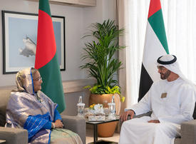 Bangladesh PM Sheikh Hasina appeals for greater UAE investment