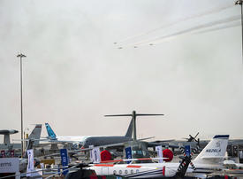 Video: Top announcements at the Dubai Airshow 2019